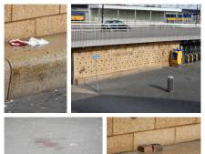 Getuige van mishandeling met baksteen in Apeldoorn: 'Bloed spoot uit zijn kop, hij schreeuwde dat hij doodging'