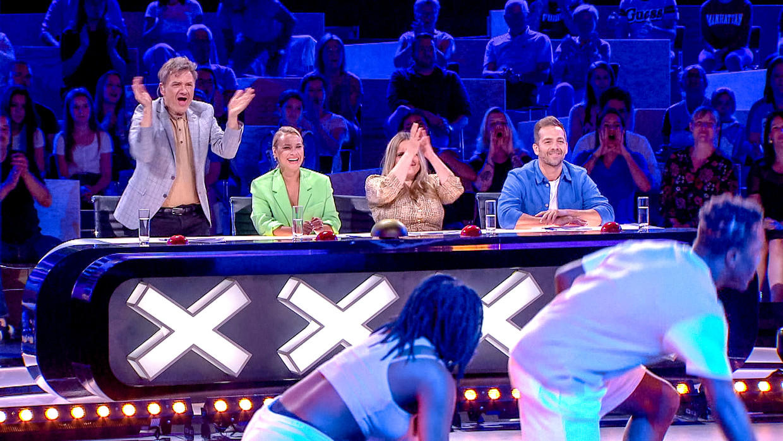 'Belgium's Got Talent' Beeld VTM