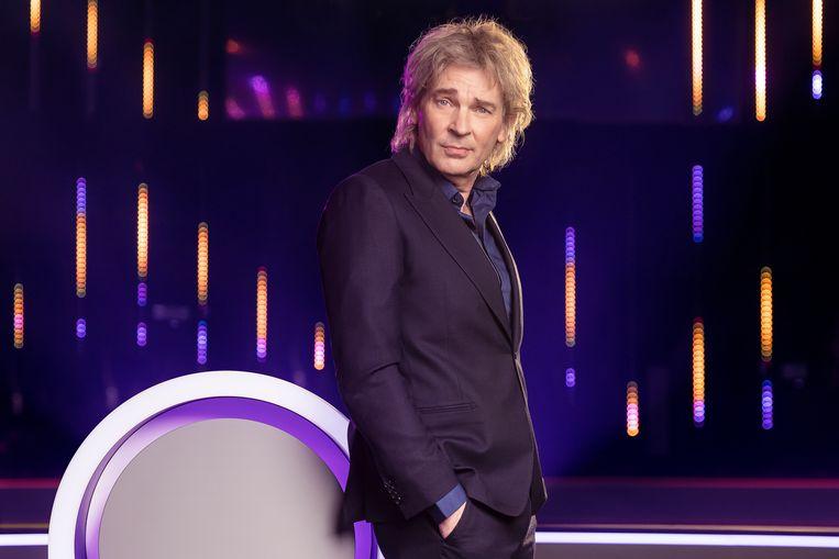 Presentator Matthijs Van Nieuwkerk. Beeld VTM