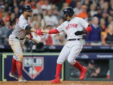 Red Sox op rand van World Series
