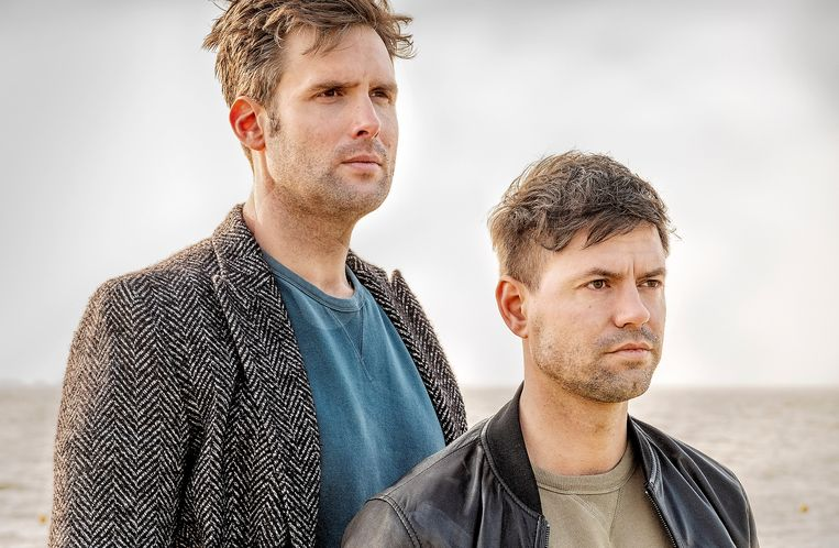 Nick en Simon Beeld Patrick Post