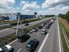 Onderzoek: 'Files verleden tijd, thuiswerken maakt nieuwe snelwegen overbodig'