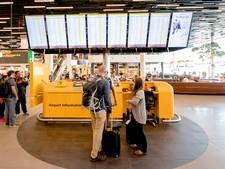 Vluchten Schiphol geannuleerd wegens staking Frankrijk