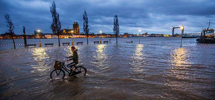 Dat het Veerplein en het Thorhoofd niet meer onder water mogen komen te staan, daar is iedereen het wel over eens. Maar bewoners zijn woedend dat hier straks niet meer geparkeerd mag worden. En dan wordt er mogelijk ook nog een horecapaviljoen gebouwd.