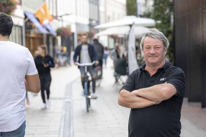 Ronald van Dorland zit al jaren in de ellende door het te strenge bijstandsbeleid van de gemeente  Enschede.
