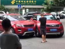 China mag deze Range Rover niet meer kopiëren