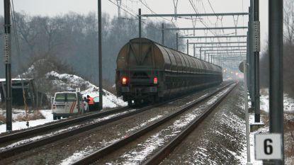 Treinverkeer tussen Mol en Herentals urenlang onderbroken na aanrijding