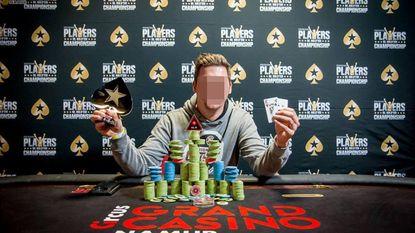 Pokeraar krijgt boete van 91 euro, wint er dan 16.000