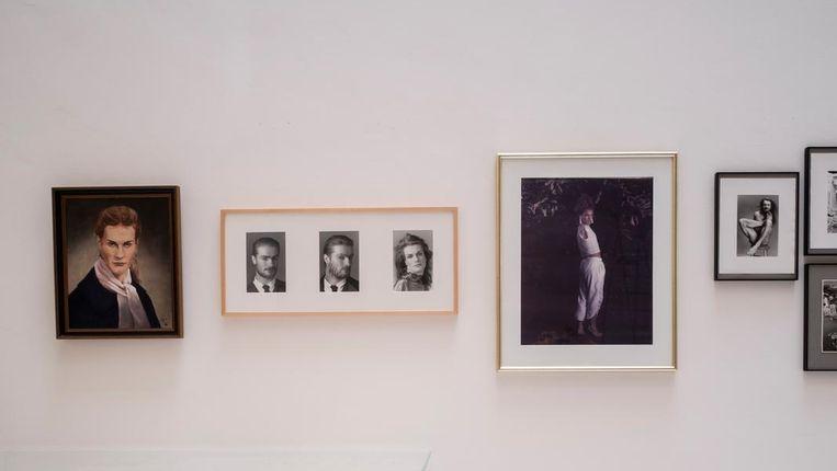 Werk van Lorenza Böttner op de Documenta 14 in Kassel. Beeld Mathias Voelzke.