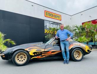 Organisator Oldtimer Event neemt met unieke Corvette uit 1969 deel aan Ypres Historic Rally