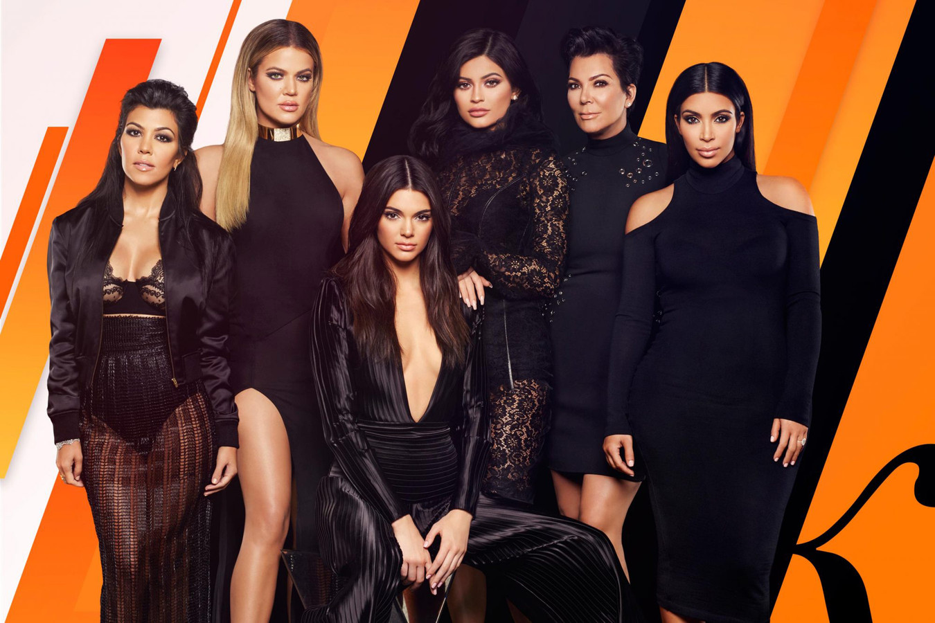 Keeping up with the Kardashians.