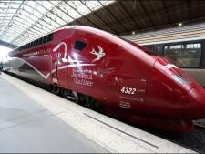 Accident de train dans l'Essonne: pas de retard sur les Thalys