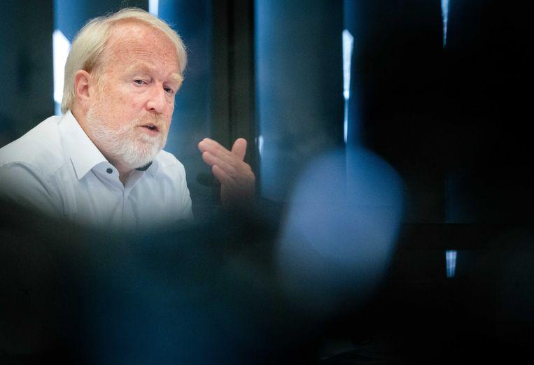 Jaap van Dissel (RIVM). Beeld ANP