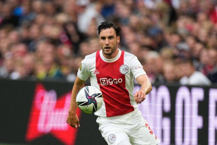 Nicolas Tagliafico blijft bij Ajax.