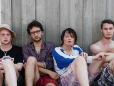 Indie-band Canshaker Pi één van de hoofdacts tijdens Plugged Festival op terrein TU Eindhoven