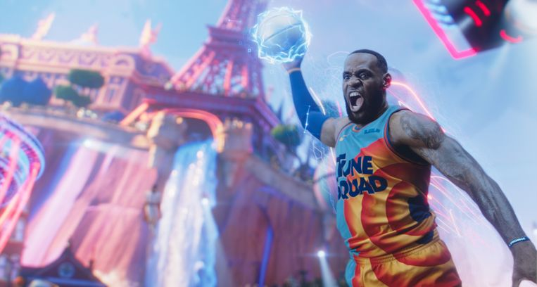 Space Jam: A New Legacy Beeld