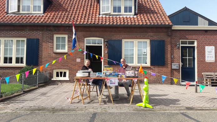 De familie van Gelder aan de Smidstraat.