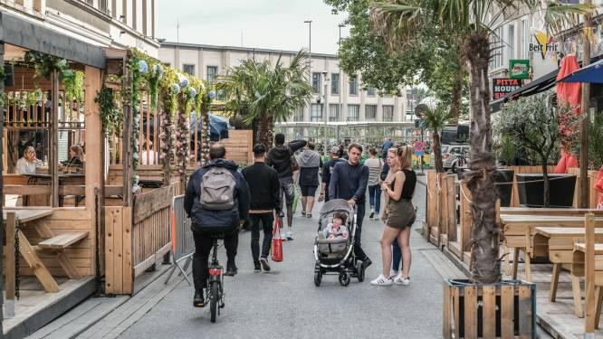 ANPR-camera in 't straatje: Wie binnenkort nog in Kortrijkse uitgaansbuurt rijdt, riskeert 58 euro boete