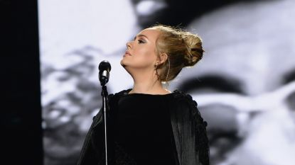 "Adele na valse start hulde aan George Michael: ""Dit kan ik niet verpesten voor hem"""