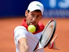Djokovic snel uitgeschakeld in Barcelona, Nishikori geblesseerd