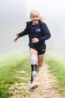 Onderbeen van Lizzie (8) werd geamputeerd, maar door deze blade kan ze nu rennen: 'Ga als een speer'