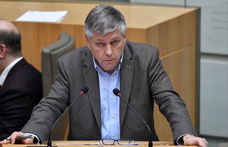 Minister van Welzijn Jo Vandeurzen (CD&V):