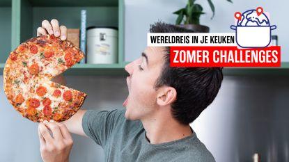 """""""Gebrand zoals in de oven"""" vs. """"Te vet en te zout': tv-kok Loïc test pizza mozzarella uit de supermarkt"""