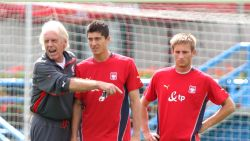 """""""Lewandowski kijkt je aan als hij praat, zoals de allergrootsten"""""""