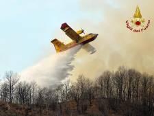 Boete na barbecue die leidde tot bosbrand aan Comomeer: 27 miljoen euro (!)
