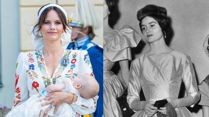 ROYAL BITS. Prinses Sofia van Zweden draagt Belgische juwelen en de Bourbon-Parma's nemen afscheid van 'tante Cecilia'