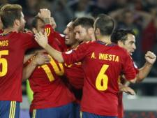 L'Espagne se fait peur, la France déroule