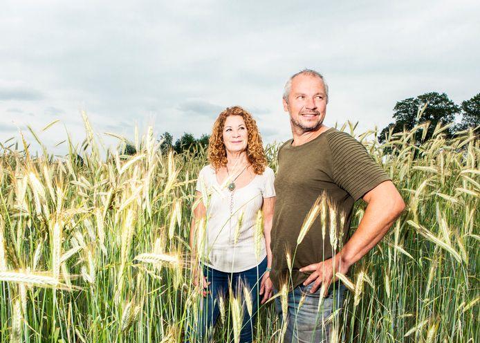 Winny en Arjen van Buuren.