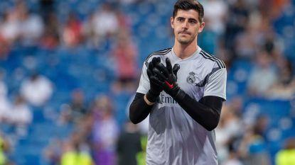"""Courtois debuteert morgen wellicht voor Real Madrid. Coach Lopetegui: """"We zullen de juiste beslissing nemen"""""""