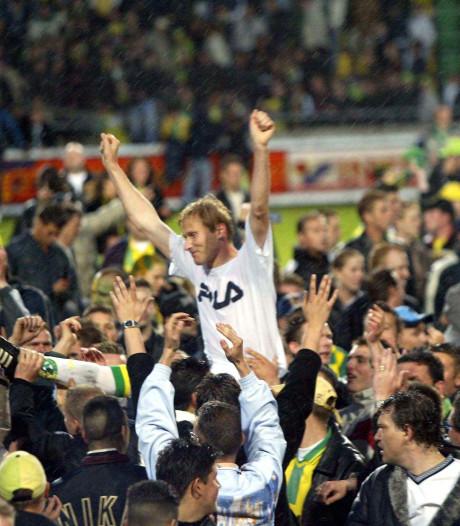 In 2003 werd de kampioenswedstrijd omgedraaid