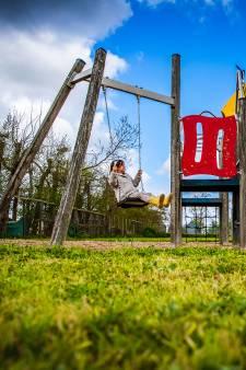 Enige speelveldje in Strijensas staat op Funda, grote onrust en verbazing bij omwonenden: 'Wat nu?!'