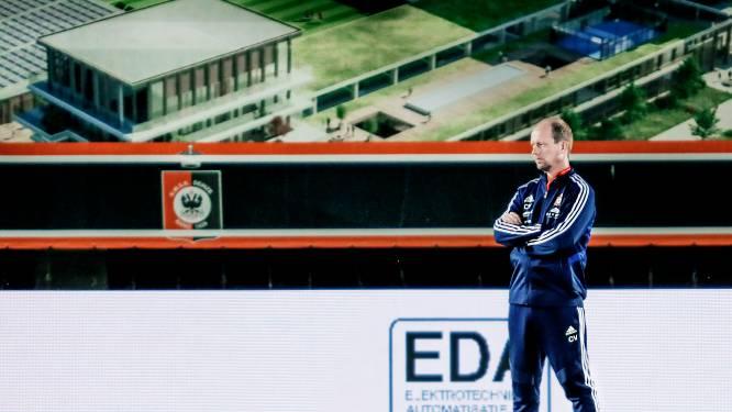"""Cedric Vlaeminck toch geen beloftentrainer bij Deinze: """"De club heeft schrik dat mijn ambitie hoger reikt"""""""
