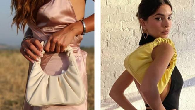 Gigi Hadid, Hailey Bieber en Irina Shayk zijn fan van deze handtas (en voor minder dan 80 euro kan jij hen na-apen)