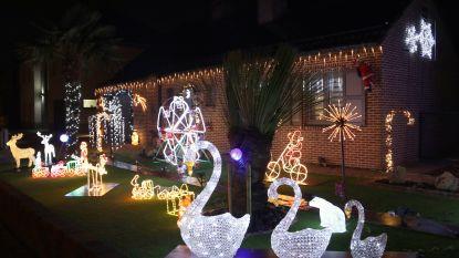 Huis in Geel is al helemaal in kerststemming