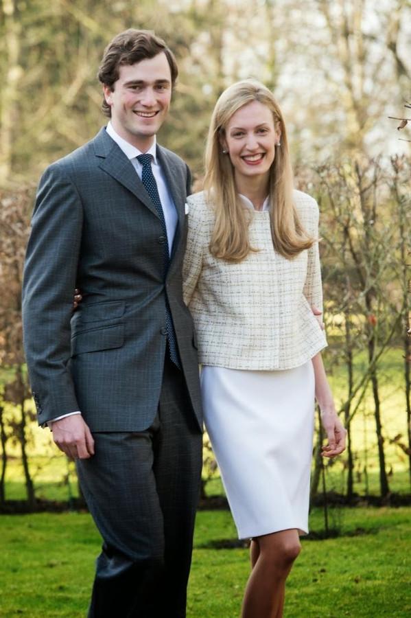 Prins Amedeo trouwde in de zomer van 2014 met Lili Rosboch.