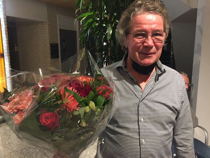 Marcel Nelissen werd gisteren beëdigd als raadslid. Hij kan nog twee maanden dienen voor zijn plek ophoudt te bestaan.