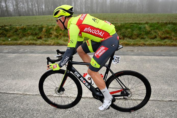 Dimitri Peyskens kan vijf dagen lang koersritme opdoen in de Ronde van Valencia.