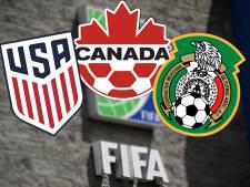 WK van 2026 in VS, Canada en Mexico