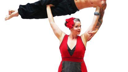 "Parktheaterfestival stelt programma voor: ""Sterkste vrouw ter wereld komt naar Josephine Charlottepark"""