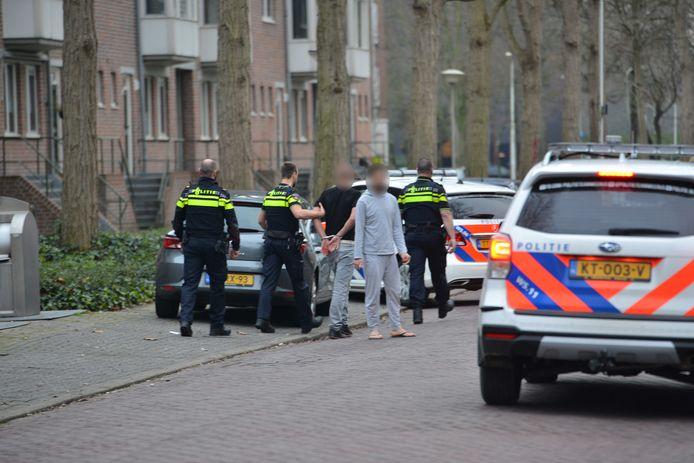 Arrestatie na steekpartij in woning Breda