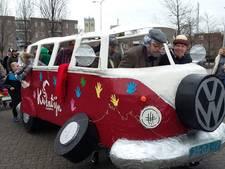 Carnavalswagens rijden 'alcoholvrij'