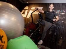 Eelco heeft vertrouwen in zijn nieuwe Edese sportschool die 24 uur per dag open is