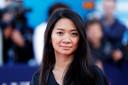 De in China geboren Chloé Zhao (38), regisseuse van 'Nomadland' is grote favoriet in de Academy Awards-categorie Beste Regie.