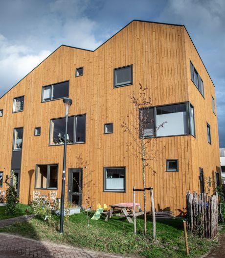Bouwers ontketenen houten revolutie in woningbouw