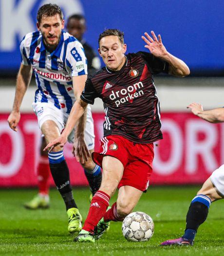 LIVE | Heerenveen en Feyenoord jagen op eerste grote kans in Friesland