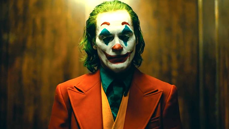 Joker (2019), Joaquin Phoenix. Beeld RV